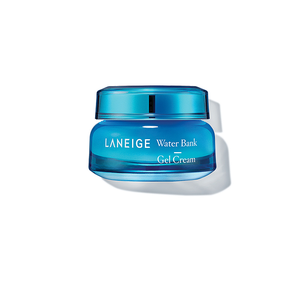 laneige water bank gel cream how to use