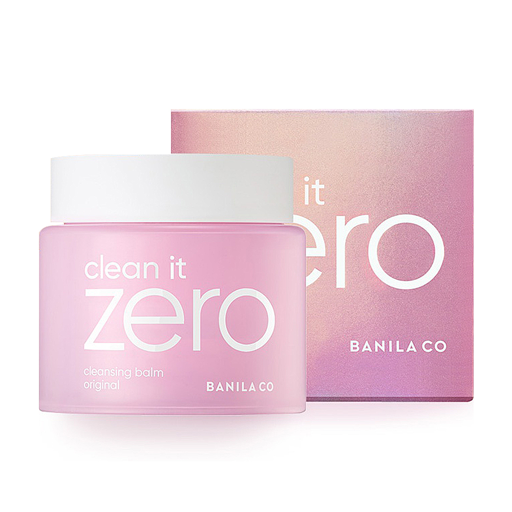 Banila Co Clean It Zero 180ml BIG Size Cleanser Cleansing Balm
